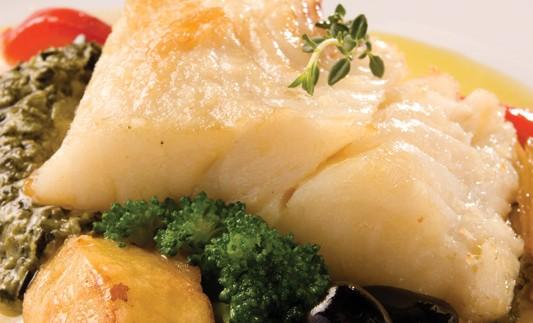 Bacalhau Ao Forno