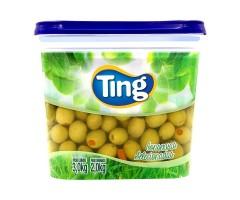 Azeitona Verde Recheada Em Conserva 2,0kg