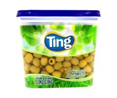 Azeitona Verde Sem Caroço Em Conserva 2,0kg