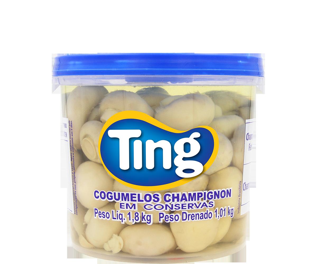 Cogumelo Inteiro 1,01kg balde