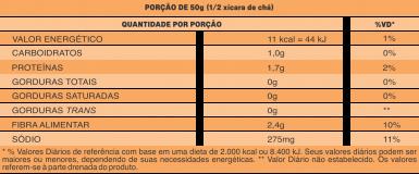 tabela cogumelo shimeji vidro_2