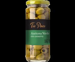 Azeitona Verde Em Conserva 200g – Tio Paco